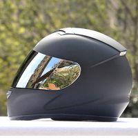 Wholesale Jiekai Full Face - Wholesale-JIEKAI 101 Full face helmet motorcycle helmets with warm neck Collar Free shipping