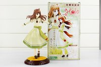 spice wolf - Anime Kotobukiya Spice and Wolf Holo Renewal Scale Boxed PVC Action Figure Collection Model Toy quot CM