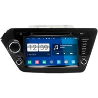 Wholesale Kia Rio Dvd - Winca S160 Android 4.4 Car DVD GPS Headunit Sat Nav for Kia K2   Rio 2011 - 2014 with 3G Radio Wifi Player Tape Recorder