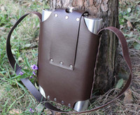 1PC Personalized 64oz Thickening Stainless Steel Hip Flask Travel Outdoor Sports Russian Large Pocket Flask,Wholesale wine pot A1816