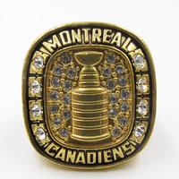 bague de championnat de montréal achat en gros de-Ring 1959-1960 Bague de championnat de Montréal Canada