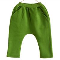 Wholesale Korean Casual Wear Girls - Wholesale-Free shipping!Spring Autumn 2015 baby boys pants,Casual,Korean boys Cartoon trousers.Boys pants long,kids clothes boy wear