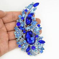 mavi düğün broşları toptan satış-4.4