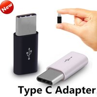 Wholesale Micro Female Male Usb - Hi-speed USB3.1 Type C Male to Micro USB 2.0 5Pin Female Data Adapter Converter For Mackbook Oneplus 2