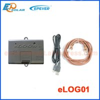 Wholesale tracer controller resale online - elog01 matched with solar charging controller Tracer A Tracer BN series record working datas and download datas