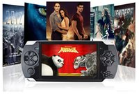 """Wholesale Lcd Tvs Wholesale - 4.3"""" LCD Game Console With REAL 4GB 8GB MP5 Player Built-in 3000 Games Voice Recorder Camera TV-Out Handheld Game Player"""