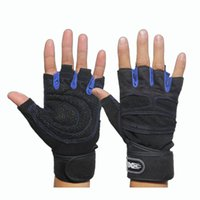 sport weight wool - Weight Lifting Glove Sports Running Exercise Training Gym Gloves Multifunction Fitness Gloves for Men amp Women
