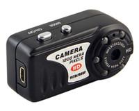 Wholesale Mini Camera Spy Thumb - T8000 Full HD 1080P Multifunctional IR Night Vision Mini DV DVR Camera Camcorder Webcamera Thumb DV Recorder SPY camera Cam