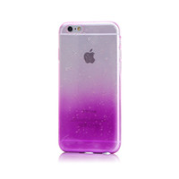 Wholesale Raindrop Iphone Cases - Soft TPU Thin Rainy Gradient RainDrop Case For iPhone 6 4.7 Plus 5.5 Rain Drop Clear WaterDrop Mobile Phone Back Cover