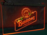 Wholesale Rum Signs - LE208- Bundaberg rum Neon Light Sign home decor shop crafts led sign