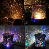 Wholesale Star Ceiling Night Light - Night Light Christmas Lights Light Modern Ceiling Lights New Children Star Master Nighti Light Sky Led Projector Mood Lamp Kids Bedroom Cute