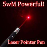 Wholesale Stylish Pens - Brand New Portable Stylish 650nm Red Laser Pointer Light Pen Lazer Beam 1mW <5mW High Power