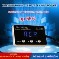 Wholesale Eittar Throttle - Eittar car THROTTLE CONTROLLER BOOSTER FOR ACURA ZDX 2012+