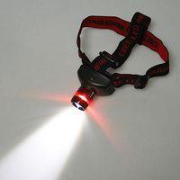 Wholesale 5w Headlamp - Q5 300LM 5 Watt 5W 504 Zoomable Cree Head LED Lamp Headlamp Torch Headlight Head Lamp Light Flashlight