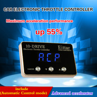 Wholesale Engine Controller - Eittar car THROTTLE CONTROLLER BOOSTER FOR OPEL VAUXHALL ASTRA (RHD) ALL ENGINES EXCLUDING 2.2L 2000~ON