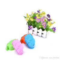 Wholesale Elephant Soap - silicone Elephant cake mould FDA SGS baking Ma Fen cup mold pudding jelly soap mold