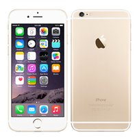 "Wholesale 16 Cell Phones - Unlocked Original Refurbished Apple 4.7"" iPhone 6 5.5"" iphone 6 Plus Without Fingerprint 16 64 128GB ROM Smart Cell Phone"