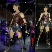 Wholesale Dawn Women - Diffuse road roller brand superman batman war justice dawn Batman wonder woman cosplay costume