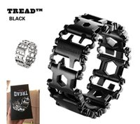 Wholesale Fashion Followers - LeatherMan TREAD Followers Creative Fashion Tools Bracelet Bracelet Wearing Equipment Outdoor EDC Tools M450
