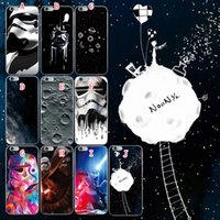 Star Wars TPU Housses Pour Iphone 6 6S plus 4.7 5.5 I6 Samsung Cover Phone Skin Cell Phone Gel Galaxy S7 Bord Silicone Sky Hero Superman