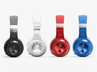 Wholesale Original Brand Bluetooth - Bluedio HT Bluetooth headphones 4 Colors Original Brand Wireless headset with retail box bludio ht Perfect Bass DHL Free