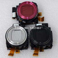 Wholesale Ccd Parts - Freeshipping Optical zoom lens With CCD repair parts For Nikon Coolpix S9900 S9900s Digital camera