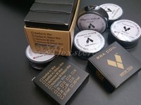 Wholesale Titanium Ecig Mod - VaporTech Ti Wire Titanium Wire Resistance 30 Feet AWG 26g 28g 30g Gauge Coil For Temp Control TC Box mod RBA RDA Ecig