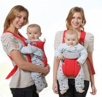 Wholesale Backpack Baby Carrier - Front & Back Baby Carrier Slings Backpack Newborn Carry Bag 15kg Load Bearing Free Shipping,dandys