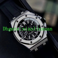 Importación Anticipada Baratos-Nuevos productos Marca de lujo AAA Quality 26703ST Royal Men's Watch Import Upgrade Completamente automático 42mm Imported Advanced Rubber Watch