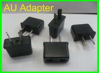 Wholesale Wholesale Free Shipping Australia - AU Power Plug Travel Adapter(Adaptor) for Australia AU VERY GOOD PRICE Free Shipping