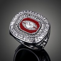 Ventilatori Anelli Classic Oklahoma Sooners State.University team.N.CA.A.Orange Bowl quarti Memorial anello fan anello