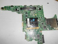 Wholesale Laptop Motherboard Graphics Chip - Wholesale-New laptop Motherboard for dell inspiron D830 UW455 DAJM7MB8F0 for intel cpu with 4 video chips non-integrated graphics card