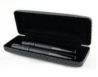 Wholesale 3d fiber lashes resale online - 2018 stock Mascara D FIBER LASHES MASCARA Set Makeup lash eyelash waterproof double mascara set
