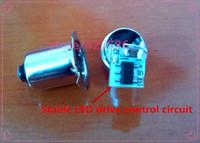 Wholesale 24v 3w bulb online - Led P13 s V V W Cree Recessed Screw P13 Led W Base Led Flashlight Bulb