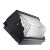 weiße außenwandleuchten großhandel-LED 40W 60W 80W 100W 120W Wandleuchte Außenbeleuchtung, 5000K Tageslichtweiß, 50.000 Betriebsstunden, HÖCHSTE Qualität, Wandleuchte, Industriell