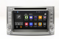 Android 4.4 Car DVD Player Navegación GPS para Hyundai H1 iMax iLoad Grand Starex con radio Bluetooth USB AUX Video Sat Nav