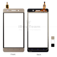 Wholesale Touchscreen Parts - Wholesale-Original Touch Screen for Huawei Honor 4C Touchscreen Front Panel Outer Glass Digitizer Replacement Parts + 4 in 1 Tools Tested