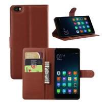Wholesale Leather Case For Xiaomi Miui - Cellphone Cover Case For MIUI note Luxury Leather Phone Flip Stand Covers For xiaomi note Phone Brand Cases Covers