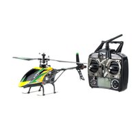 V912 Rc 4ch Large Wltoys Pas Cher-100% Original WLtoys V912 Grand 4CH lame simple RC Helicopter 2.4GHZ Radio Système RC Plane avec Mode 2 Transmetteur