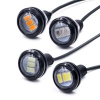 Eagle Eye LED Car DRL Fari di guida diurna Fendinebbia 3SMD 5730 12V Car LED DRL light