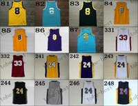 Wholesale Cheap Men S Gold - #24 2015 Cheap Rev 30 Basketball Jerseys Embroidery Sportswear Jersey S-3XL 44-56 free shipping high quality