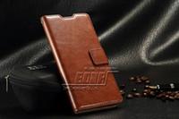 sony z3 case cover card großhandel-Für xperia z4 z3 brieftasche fällen, luxus buch stil stehen leder karte flip abdeckung case für sony xperia z4 z3
