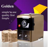 mit fräsmaschine groihandel-Reismühle Maschine automatische Getreide Huller elektrische Reis Husker Heimgebrauch Reis Fräsmaschine 220V