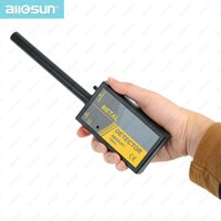 pinpoint de metal venda por atacado-Atacado-all-sun TS66A Handheld detector de metais Sensibilidade À Prova D 'Água Pinpointer Detector De Metais Com Bainha Alta Sensibilidade FreeShipping