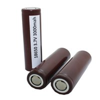 Wholesale Rechargeable Batteries Suppliers - DHgate Professional Battery Supplier LGHG2 18650 3000mah 3.7V rechargeble battery from chinabuyecigs free shipping with Fedex