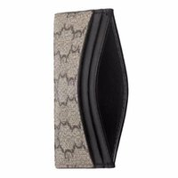 Wholesale Womens Purse Wallets Branded - Famous brand Casual Genuine PU Leather womens Graphite wallet Card holder pocket purse Short G Coin wallet Snake Bags