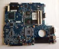 Wholesale Laptop Motherboard Graphics Chip - Wholesale-laptop Motherboard mainboard for dell vostro 1510 v1510 LA-4121P for intel cpu with 4 video chips non-integrated graphics card