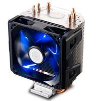 1155 процессорный кулер оптовых-Оригинальный новый CoolerMaster один 9 см ШИМ вентилятор три 6 мм coppe тепловые трубки CPU cooler Hyper103 для LGA2011/1366/1156/1155/775/FM2 / FM1 / AM3+ / AM3 / AM2+