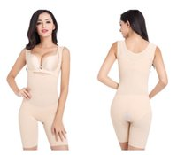 Wholesale New Arrival Corset - Women Full Sexy Body Shapers Underwear New Arrival Yoga Young Ladies Brand New Slimming Fit Bustier Butt Lift Slimmer Corset Hip Up Tummy