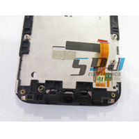 Wholesale Display Screen G21 - Wholesale-for HTC Sensation XL X315e G21 LCD display screen with touch screen digitizer with frame assembly full set,Original new
